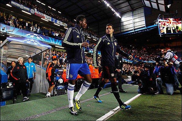 Ballack à Stamford Bridge