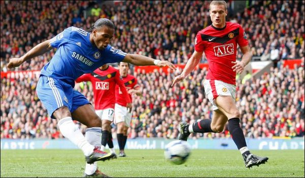 Drogba forfait contre Man United