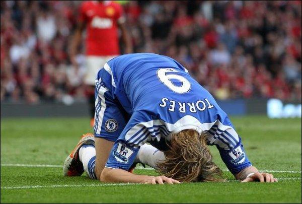 Man United 3-1 Chelsea