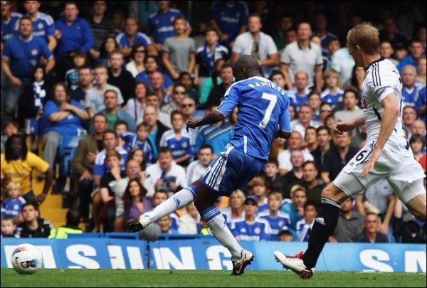 Chelsea 4-1 Swansea
