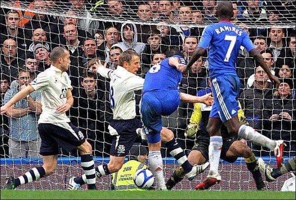 Carling Cup : Chelsea-Everton en 8ème