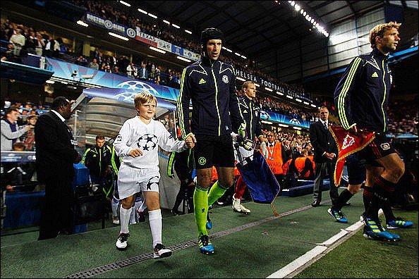 Cech obsédé par la Ligue des Champions