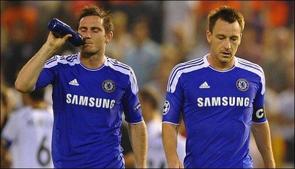 Lampard : «Je veux jouer»