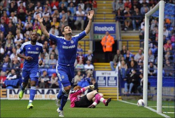 Bolton 1-5 Chelsea
