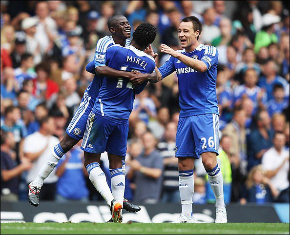 CAN 2012 : Mikel restera à Chelsea