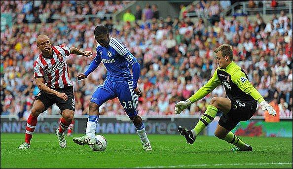 Sturridge croit en Chelsea