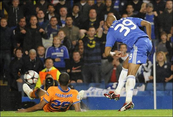Anelka quittera Chelsea en fin de saison