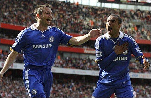 Lampard et Cole vers une prolongation