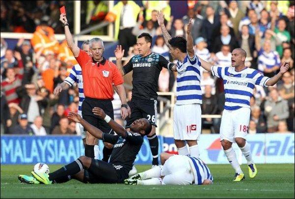 QPR 1-0 Chelsea