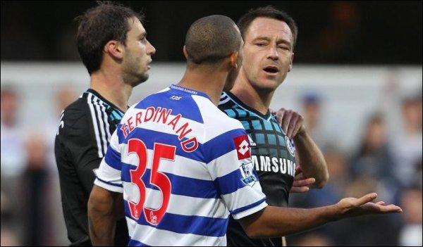 Terry accusé d'avoir proféré des insultes racistes