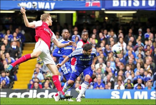 Chelsea 3-5 Arsenal
