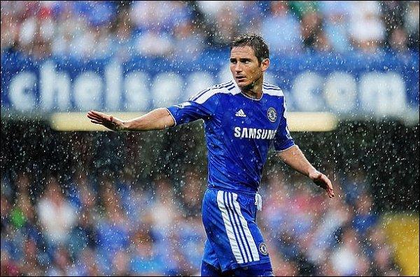 Lampard : «J'aimerais prolonger»