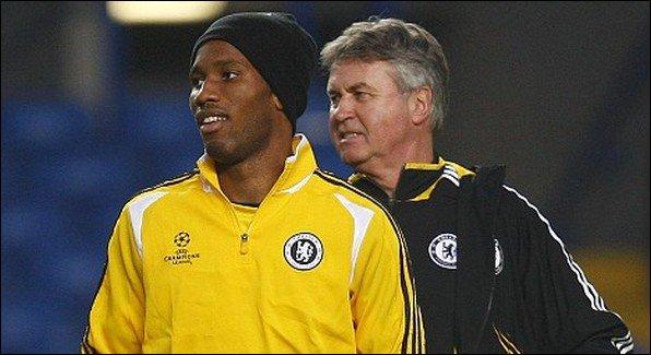 Drogba veut quitter Chelsea