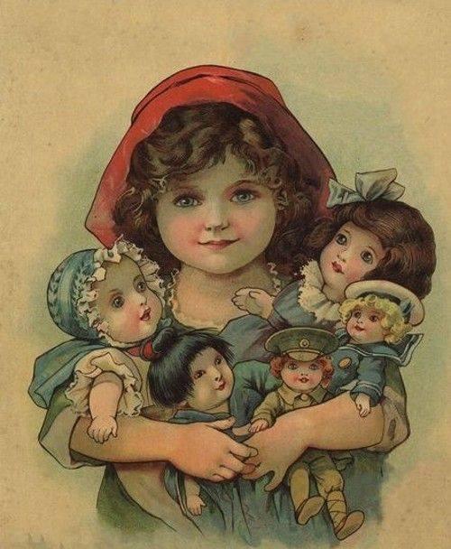 Vive les poupées et l'enfance retrouvée!!!!!!!!!!!!!!!!
