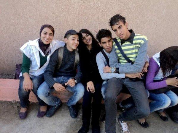 moi et l3echraaan