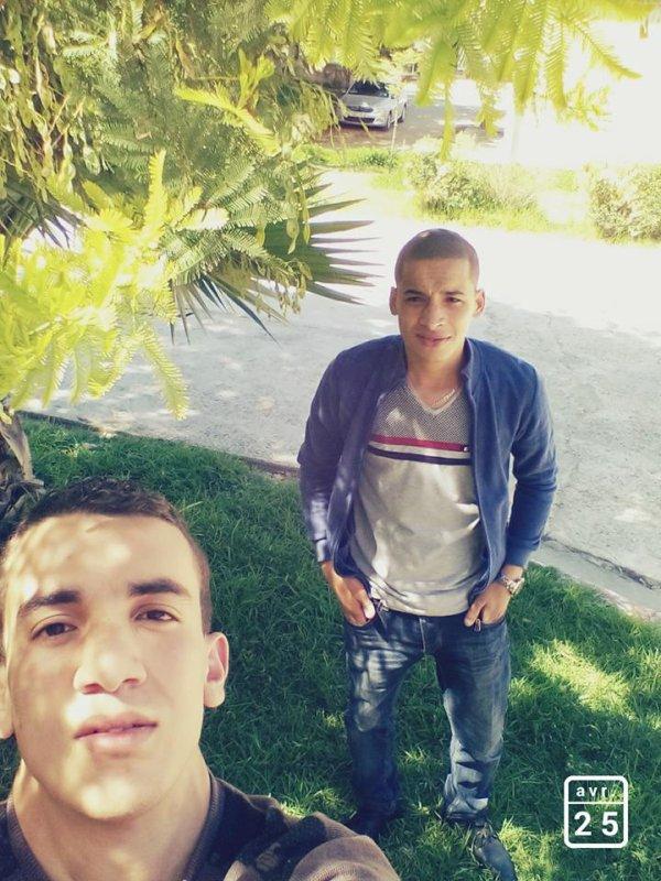 moi et mon frr islem