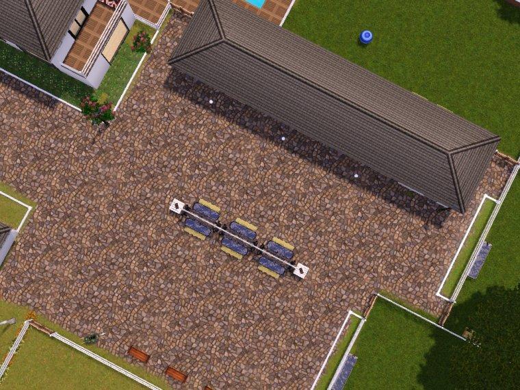 Mon nouveau centre equestre