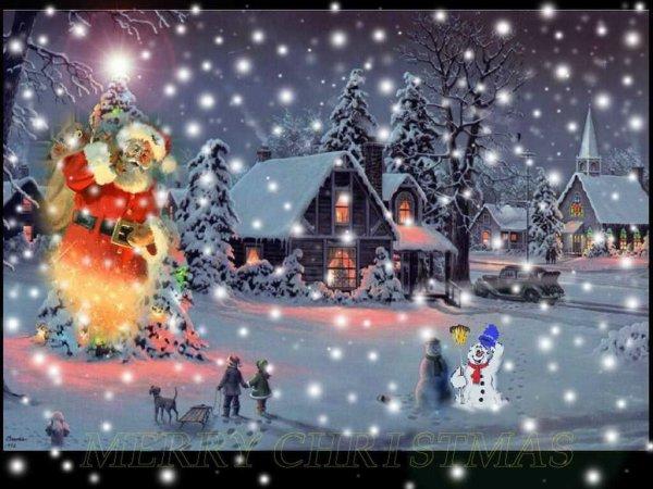 Feliz Natal e Bom Ano Novo = Joyeux Noël et Bonne Année