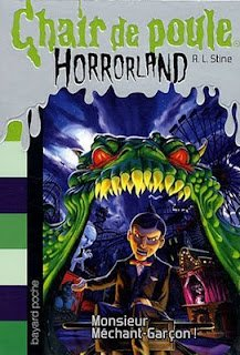 Horrorland, les petits nouveaux