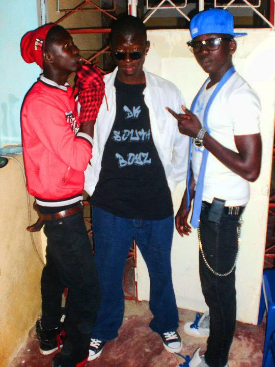 Aly G Vito and Young Peezy