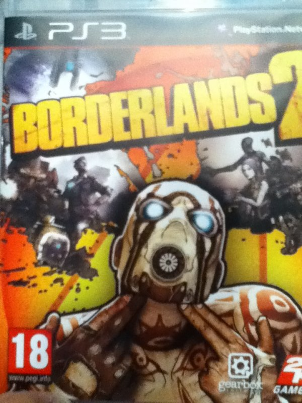 Borderlands 2 Me voilà !