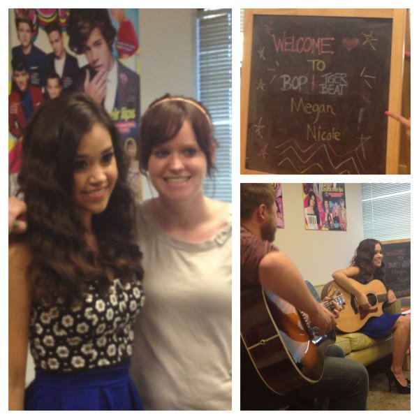 """Behind the Scenes Day 1 """"Summer Forever"""" - Megan Nicole (Part 1/3)"""
