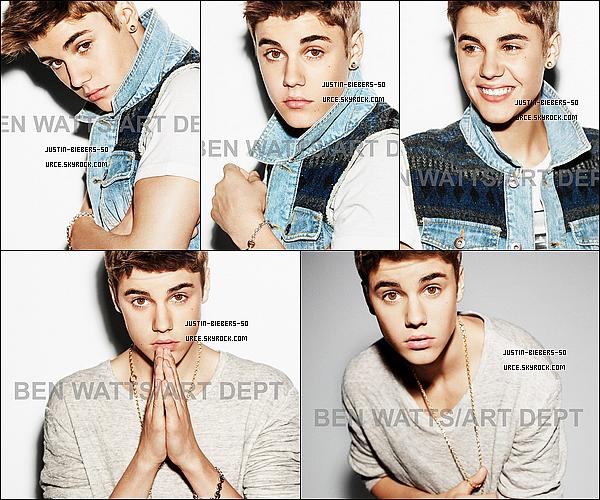 . 25/05/12Justin Bieber fera prochainement une nouvelle fois la couverture du grand magazine américain Billboard. Apparemment, l'équipe qui rédige le magazine est incapable de choisir entre cinq photos de Biebs puisqu'ils ont mis en jeu un sondage sur leur facebook. C'est donc à vous de décider quelle photo fera prochainement la couverture de leur magazine (cliquez ici). Personnellement j'ai un gros coup de coeur pour celle ci ♥. Retrouvez les 5 photos dans la galerie, malheureusement tagué, mais de très bonne qualité.+• Justin a dernièrement enregistré un remix de sa chanson Boyfriend en compagnie des trois rappeur américain 2Chainz, Mac Miller et Asher Roth. Vous pouvez télécharger la version de cette chanson en cliquant ici. Personnellement j'adore!!! À s'en demander si je ne préfère pas cette version plutôt que l'original ♥. Et vous, qu'en pensez-vous? :-P