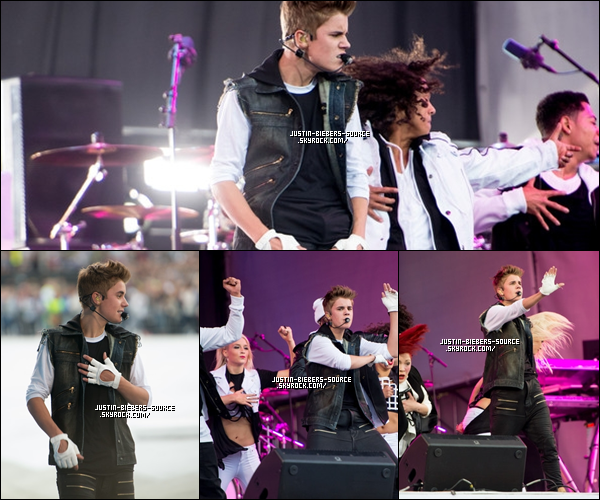 . 31/05/12 Justin a donné le premier concert hier (30 Mai) en Norvège à Oslo pour la promotion de l'album « Believe » . Les photos sont dès maintenant disponible et vous pouvez voir une vidéo de ce concert en dessous des vignettes puisque le concert a été filmé et sera diffusé à la télé.+ Justin est arrivé aujourd'hui à Paris (avec un grand sourire :D) pour continuer la promotion de l'album « Believe » , il sera donc aujourd'hui et demain dans la capitale. (son programme à Paris). Découvrez les candids de Justin lors son arrivée à l'aéroport Charles De Gaulle: