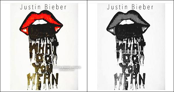 02/08/15 Août 1 : ouvrez la photo prise de Justin en évantail à Los Angeles, CA+Justin Bieber : Éventez l'art après l'art de fan .je l'aime!! *WhatDoYouMean