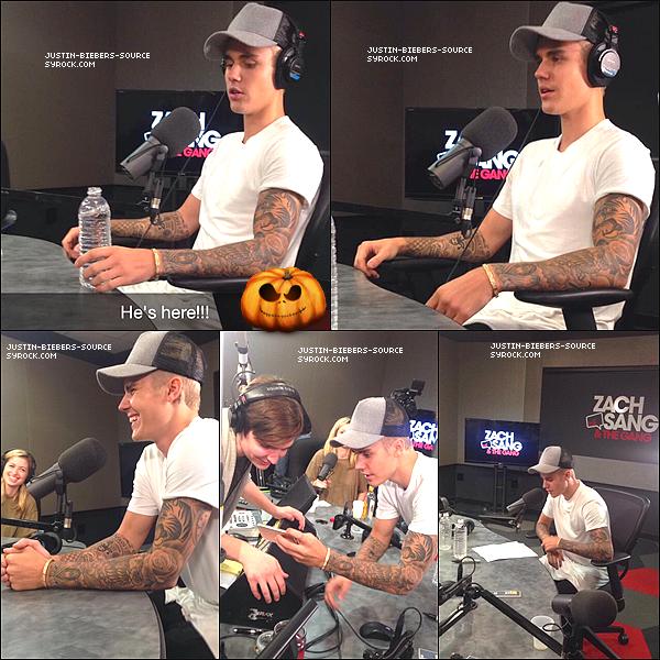 Le 17 octobre : Éventez les photos prises de Justin au Drogué américain dans la Plage de Hermosa, CA.+Le 16 octobre : zachsanggang via snapchat