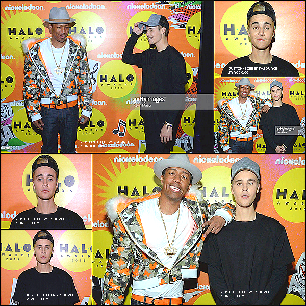 Le 14 novembre :  Fan(Ventilateur) les photos prises de Justin aux Récompenses(Sentences) de HALO de Juke-box 2015 à New York.+Le 14 novembre:  Justin aux Récompenses de HALO de Juke-box 2015 à New York. +Clip Justin Bieber - But (BUT : le Mouvement)+Justin Bieber - Children (PURPOSE : The Movement) Children Clip
