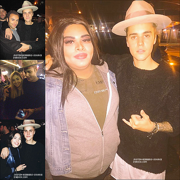 Le 17 novembre : Justin avec fans(ventilateurs) à New York, NEW YORK.+Le 16 novembre : Justin à Centre de Barclays à Brooklyn, NEW YORK+ Le 16 novembre, Justin à été vu quittant le Madison Square Garden à New York.