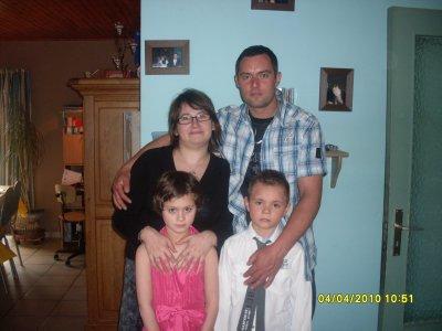 Ma nouvelle petite famille que j'aime plus que tout