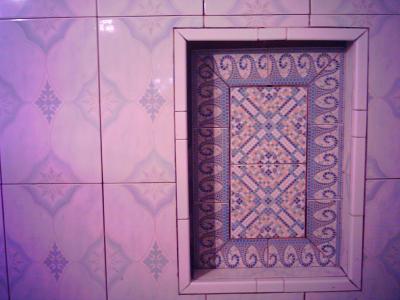 les carreaux ou tuiles de cramique sont normment utiliss pour la cuisine et la salle de bain les murs de cramique sont faciles nettoyer et - Modele Ceramique Salle De Bain En Algerie