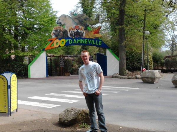 moi au zoo