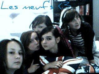 Les filles  ♥