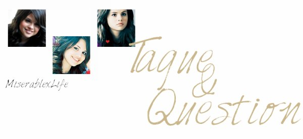 Tague & Question