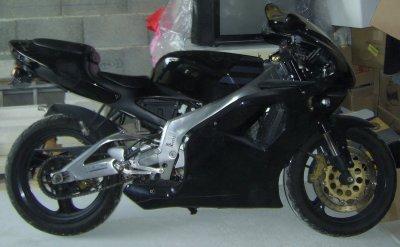 Ma 125 RS Aprilia