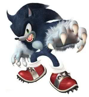 Sonic The Werehog
