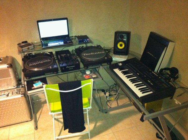 !!! My Studio !!!