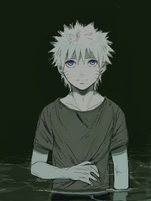 One-Shot N°7 (Naruto) : « Mon seul regret dans la vie c'est de ne pas être quelqu'un d'autre.» de Woody Allen.