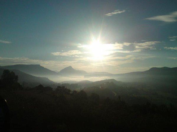 Gorges du Verdon - Levé de soleil