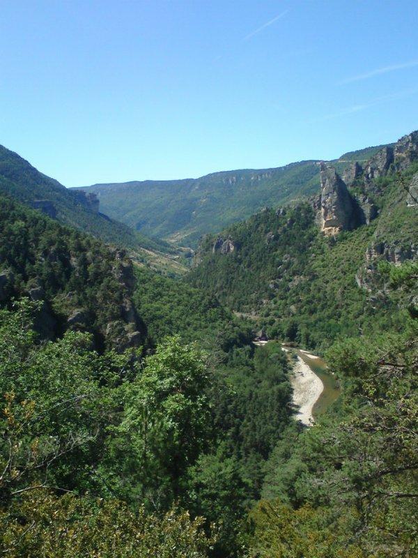 France - Gorges du Tarn