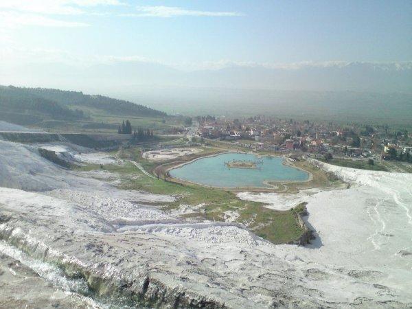 Turquie - Les sources de Pamukkale