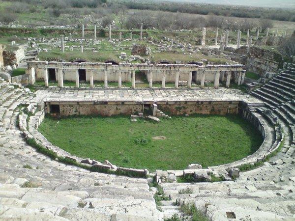 Turquie - Cité romaine