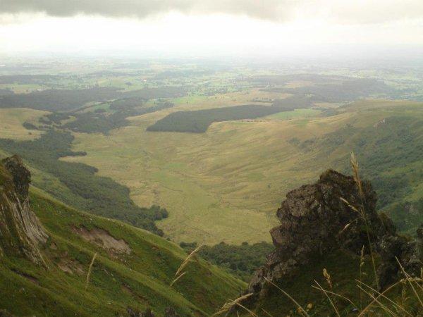 Auvergne - Volcans
