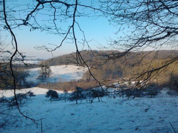 La blanche colline
