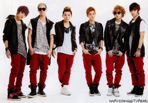 Come Into Teen Top's World Chapitre 9 ~
