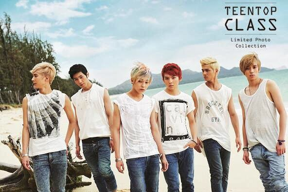[Come Into Teen Top's World] Chapitre Final ~~~
