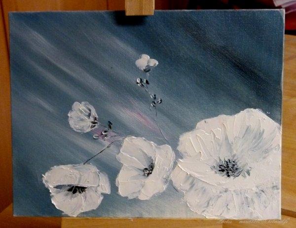 peinture du cours de jeudi 7 février 2013